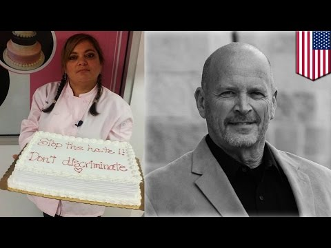 Anti-gay wedding cake: baker faces discrimination complaint after refusing to ice hateful Bible cake