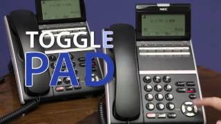How to Adjust the Volume on Your Telephone on NEC Business Telephone Systems - ServiceMark Telecom