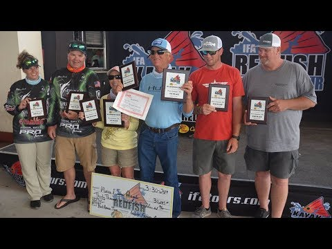 2019 IFA Redfish Tour Port Aransas, Texas