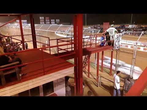 Swainsboro Raceway Zaxby Crate Late Model 9/1/18