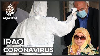 Iraq extends ban on Iran arrivals amid coronavirus fears
