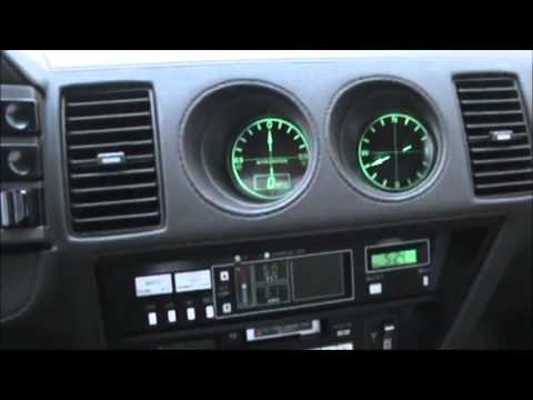 1985 Nissan 300zx Turbo Video Walkthrough Youtube