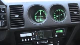 1985 Nissan 300ZX Turbo: Video Walkthrough