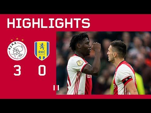 Highlights Ajax - RKC Waalwijk