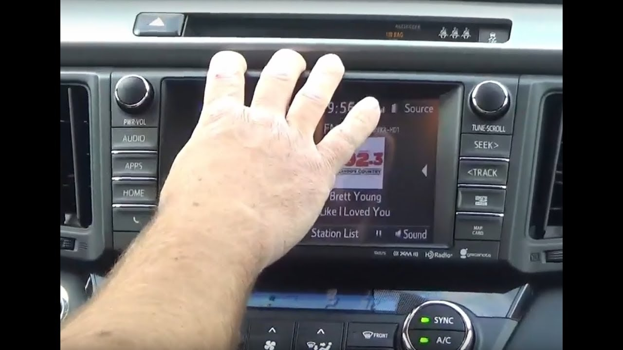 2014-2018 Toyota RAV4 Factory Entune GPS Navigation Upgrade - Easy Plug &  Play Install!