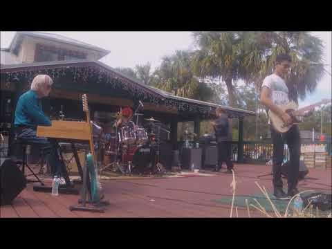 David Julia Band Live at the Mt Dora Arts Fest
