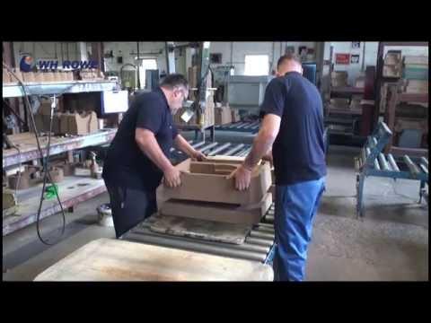 Gravity Die & Sand Foundry UK