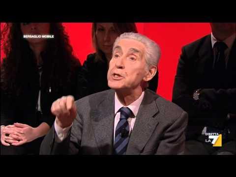 Stefano Rodotà interviene su affermazioni del Ministro Boschi - Bersaglio Mobile 4 aprile 2014