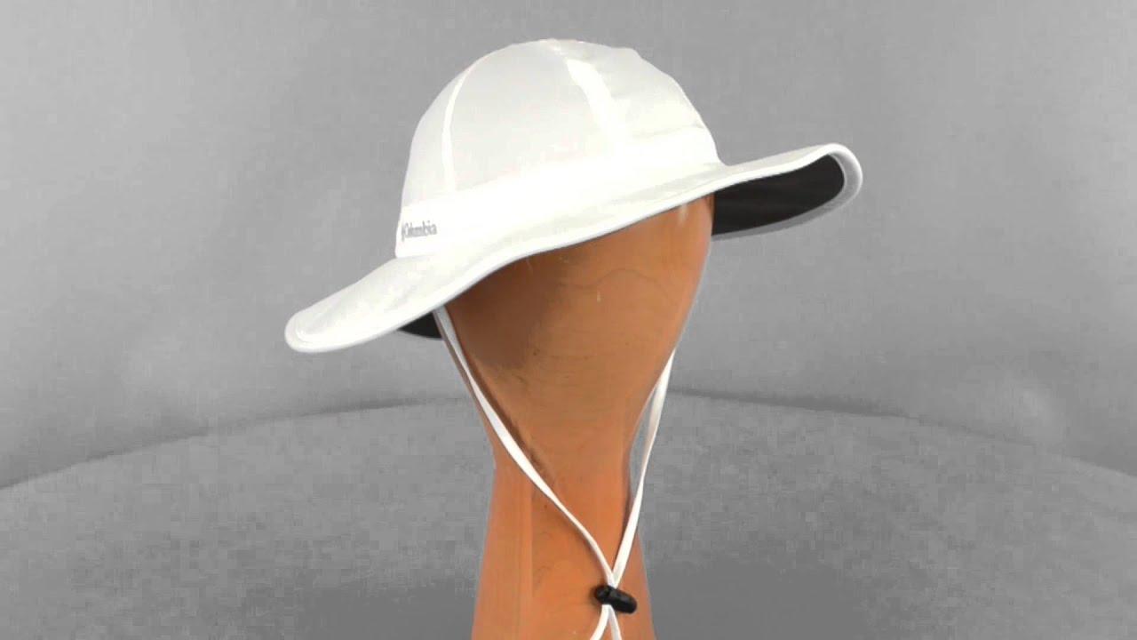 Columbia Sportswear Sun Goddess Booney Hat (For Women) - YouTube 89afeecf300