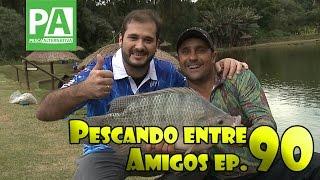 Pescando Entre Amigos ep.90 – Pescaria com Mosca no Taquari