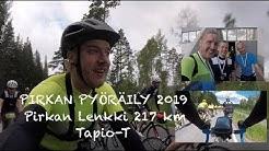 Pirkan Pyöräily 2019   217 km