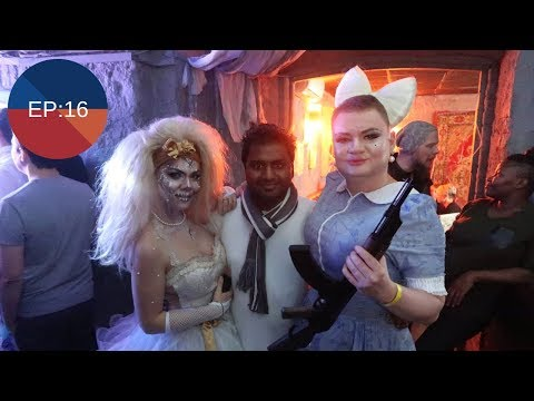 First Time Went To Gay And Lesbian Party In Russia || Must Watch||