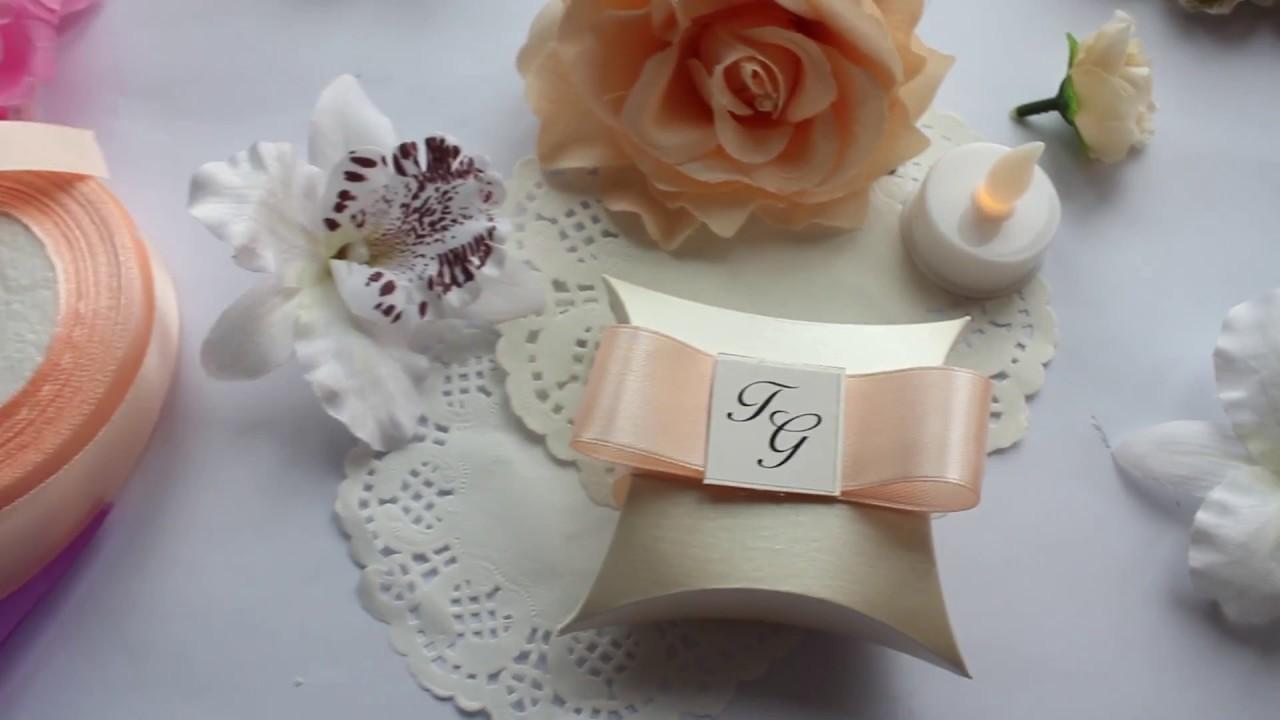 d i y wedding favors ideas youtube