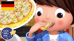 Zeit für Pizza | Kinderlieder | Little Baby Bum Deutsch | Cartoons für Kinder