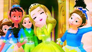 Sofia the first -Bigger Is Better- Japanese version