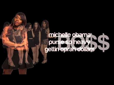 BO$$ (BOSS) - Fifth Harmony - Lyrics