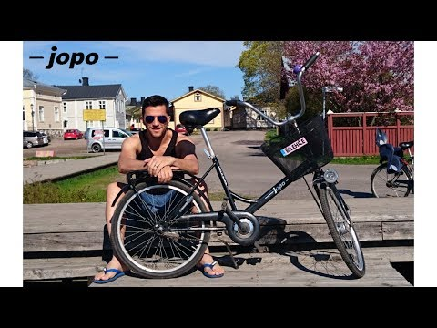 The Best BICYCLE in the World    My is old but gold #jopo