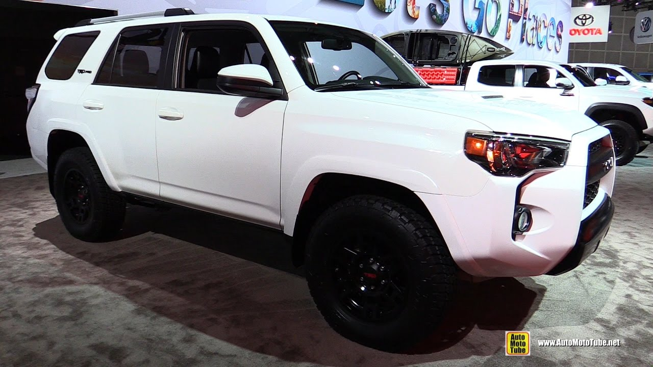 2018 toyota 4runner trd pro interior. plain toyota 2017 toyota 4runner trd pro  exterior and interior walkaround 2016 la  auto show youtube on 2018 toyota 4runner trd pro interior