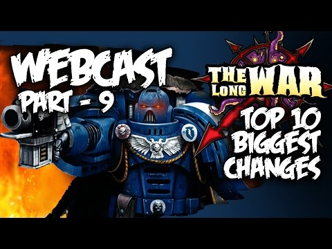 Space Marines-Top 10 Biggest Changes[Live Discussion] Episode-9