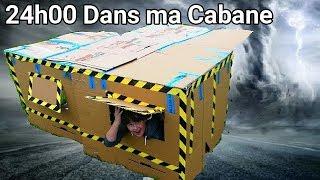 24H00 ds ma Maison en Carton Anti CYCLONE # ça Tourne Mal thumbnail