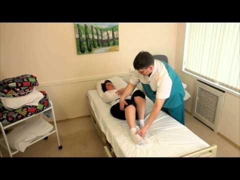 Уход за пациентом после инсульта. Реабилитация после инсульта.