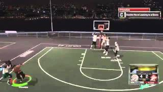 NBA 2K15 MyPARK   HOW DO YOU DUNK LIKE THAT!