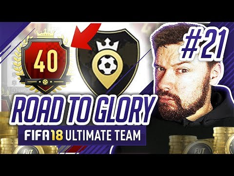 40TH IN THE WORLD SQUAD BATTLES REWARDS! - #FIFA18 Road to Glory! #21 Ultimate Team