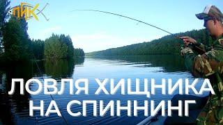 Искали щуку и судака а поймали ЕГО Рыбалка в Разнежье Часть 2