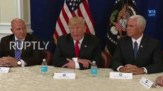 USA: Trump thanks Putin for 'payroll cuts' after US diplomatic staff expulsion