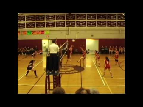 NCCS - Saranac Lake Volleyball CSN  1-18-07