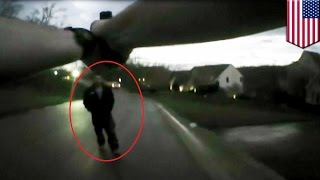 Good cop: Would-be police shooting victim fails after cop doesn