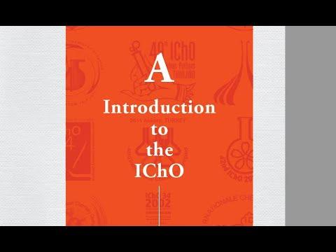 Day 1 IChO: International Chemistry Olympiad