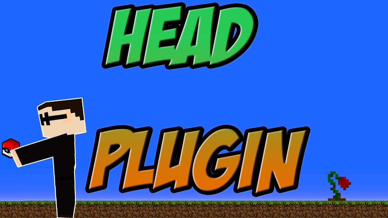 Head Bukkit Plugin Minecraft Spigot German Tutorial - Minecraft wiki spielerkopfe