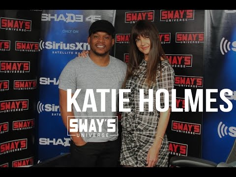 Katie Holmes : Her Imperfections, Dancing like Janet Jackson & Love for LeBron James