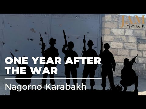 Another land: Nagorno-Karabakh one year after the war