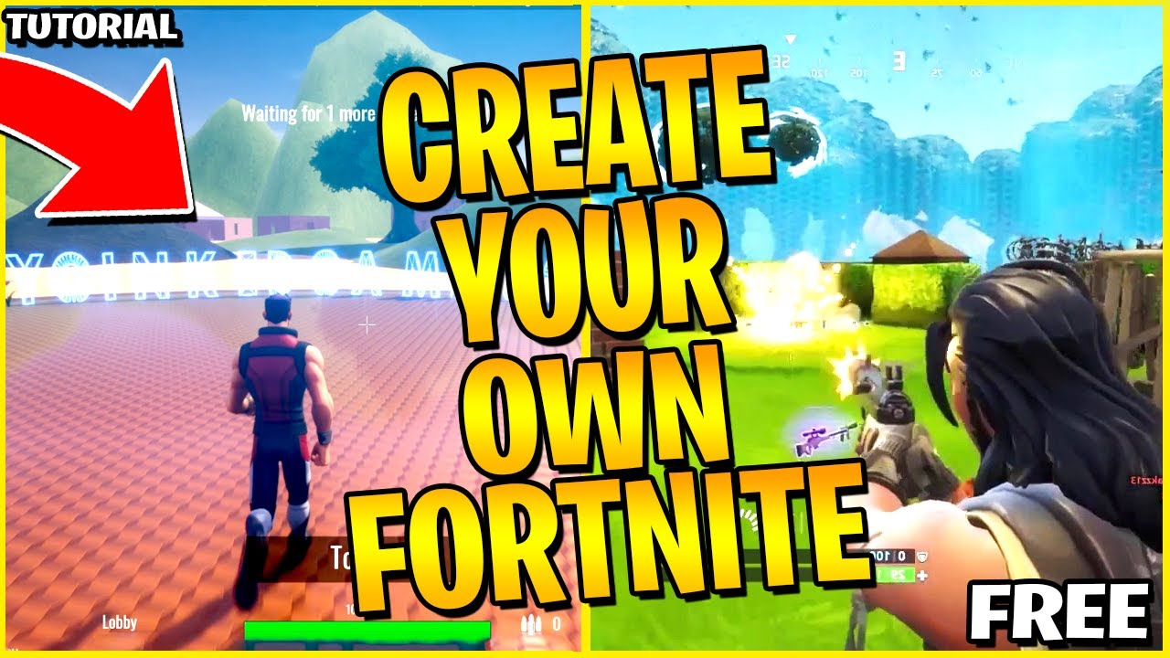 CREATE YOUR FIRST BATTLE ROYALE GAME LIKE FORTNITE FOR FREE AND VERY EASY WITH CORE GAMES! part 1