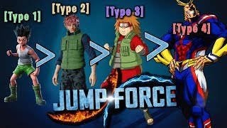 jump force CaC