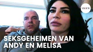Melisa bekent: 'Zijn favoriete standje is…' | MELISA EN ANDY: HIER ZIJN WE WEER #06