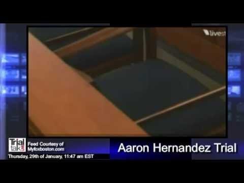Aaron Hernandez Trial - Opening Statements