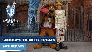 Warner Bros. World Abu Dhabi | Scooby's Trickity Treats Saturdays