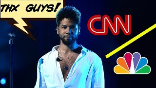 Jussie Smollett's Hate Crime Hoax Fooled Everyone In Media