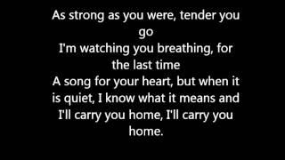 James Blunt - Carry you home (Acoustic Karaoke Guitar Version)