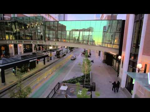 Video City Creek Center  City Creek Center