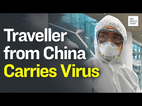 China Reports Rare 'Exported Case' of the CCP Virus | Epoch News | China Insider