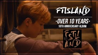 Image result for FtIsland 10th anniversary album