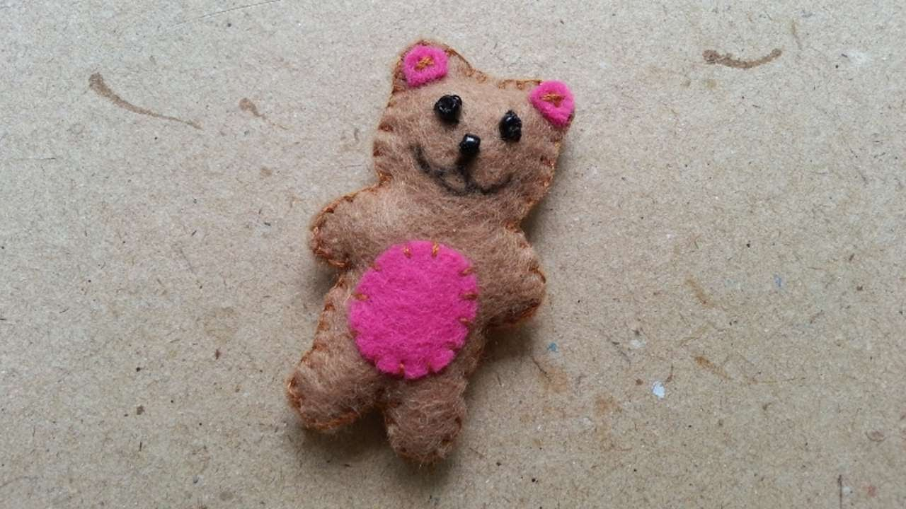 how to build a teddy bear