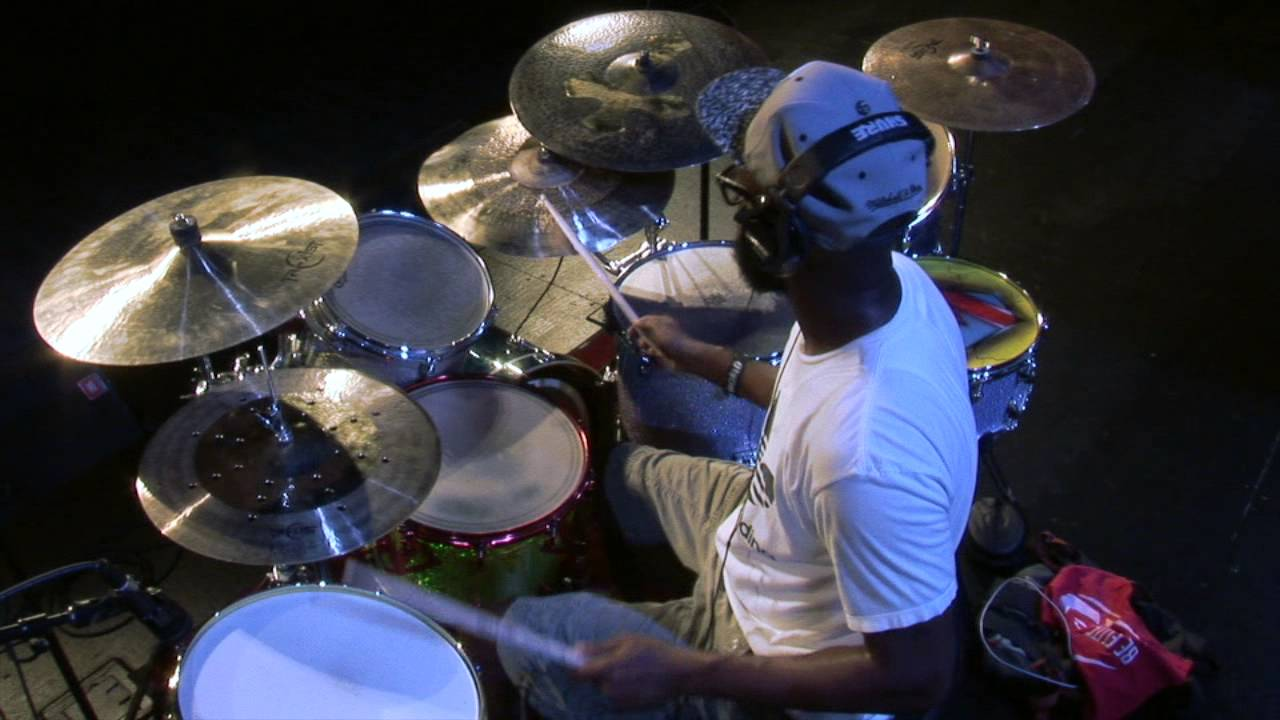 kevin powell drumless track