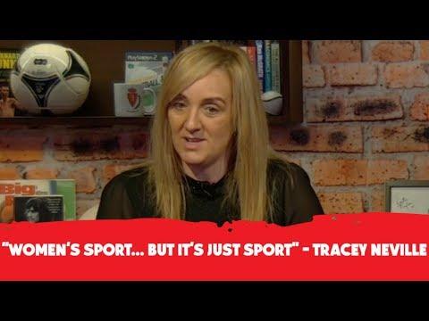 """""""Women's sport... but it's just sport"""" - Tracey Neville talks Women in Sport"""