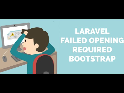 Laravel 5 Failed opening required bootstrap/../vendor/autoload.php