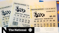 Canadians vying for record $70M Lotto Max jackpot